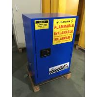 Wholesale Fireproof  Corrosive Storage Cabinets Flammable Locker With 3 Points Lock from china suppliers