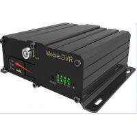 Buy cheap 4 Channel Mobile DVR With GPS WIFI 3G 4G Wireless Car Surveillance Camera System from wholesalers