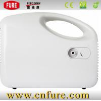 Buy cheap White Color Medical Compressor Nebulizer 42 * 41 * 32.5 Cm With Tiny Particles from wholesalers
