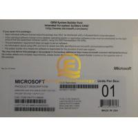 Wholesale 64- Bit Windows Server 2008 OEM System Builder Pack Full Version Sealed from china suppliers
