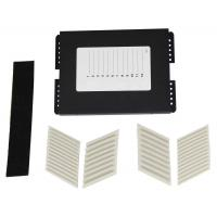 Wholesale 12 Position Fiber Optic Joint Enclosure Adhesive Back Fiber Insert Design from china suppliers