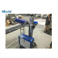 Wholesale 20W Wisely Portable Fiber Laser Marking Machine With Ezcad from china suppliers