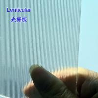 Wholesale 30LPI lens plastic lenticular for Inkjet Printing 3D lenticular billboard printing and large size 3d print by injekt from china suppliers
