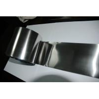Quality ASTM B708 Tantalum Foil, THK 0.08mm 0.1mm with High Purity 99.95% for sale
