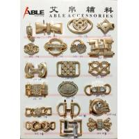 Wholesale Fashion Decorative Small Metal Zinc Alloy Buckle For Women Shoe Using from china suppliers