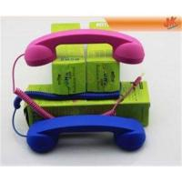 Wholesale Safe sky blue Anti Radiation Handset ( Retro mobile phone from china suppliers