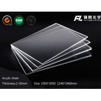 Wholesale Ecu Assembly Line PMMA Acrylic Sheet Heat Resistance With 1.38g/Cm3 Density from china suppliers