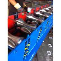 Wholesale Half Round Metal 15m/Min Ridge Cap Roll Forming Machine from china suppliers