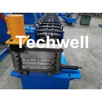 Wholesale Interchangeable C Channel Roll Forming Machine for Making 3 kinds of C Purlin Profile from china suppliers
