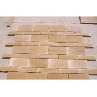 Wholesale Yellow Wooden Sandstone from china suppliers