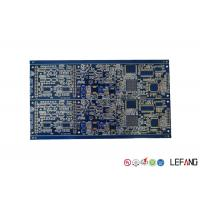 Wholesale Electronics Automotive Circuit Board , Immersion Gold Fr4 Copper Clad Circuit Board from china suppliers