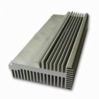 Wholesale Clear 6063-T5 Aluminum LED Heat Sink Extrusion Profiles With Tapping / Stamping from china suppliers