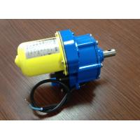 Quality 40W low noise Greenhouse roll up motor for open / close the window , 50Nm for sale