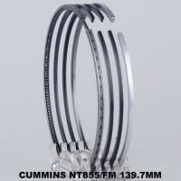 Wholesale NT855/FM Engine Piston Ring Piston Ring Set Automotive 139.7mm Ceramic Penetration from china suppliers