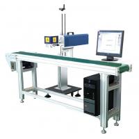 Wholesale Porcelain Black Marks CO2 Laser Marking Machine For Chassis Easy To Operate from china suppliers