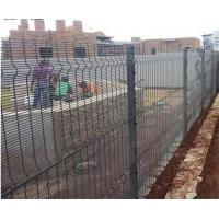 Wholesale High Security Clear Vu Mesh Fence Panels / 358 Anti Climb Fence / Prison Fencing from china suppliers