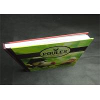Wholesale Eco-friendly Greyboard Hardcover Book Printing Services Embossing 1800gsm from china suppliers