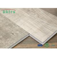 Eco Friendly Stone Plastic Composite Flooring Strong Sound Absorbing