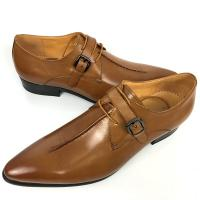 Buy cheap Oxford Business Office Dress Men Formal Dress Shoes , Monk Strap Shoes from wholesalers