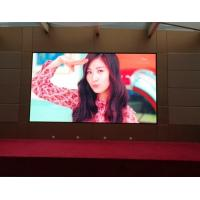 Buy cheap Full color High Definition Indoor  Advertising LED Screen  Light Weight Display  192*96mm  P3 from Wholesalers