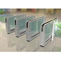 Wholesale Servo Motor Speed Gates Turnstile,Security Swing Barrier Turnstyles System from china suppliers