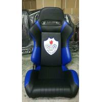 Wholesale High Performance Black Racing Seats , Fabric PVC Racing Seat JBR1042 Serise from china suppliers