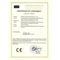 Shenzhen New Good Times Electronic Co.,Ltd Certifications