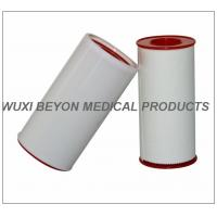 Quality Zinc Oxide Plaster Adhesive Tape With Plastic Shell White Color Medical Grade for sale