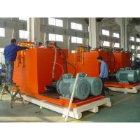 Buy cheap Independent Hydraulic Pump Station For Mainframe Hydraulic Devices Separability from wholesalers