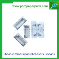 Wholesale Custom Printing Rigid Cardboard Boxes Gift Packaging Box Paper Box Eyelash Packing Boxes from china suppliers