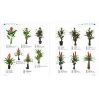 Buy cheap artificial bonsai plant artificial art flower artificial green trees plants from wholesalers