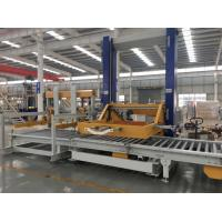 Buy cheap Palletiser Case Palletizer Equipment With TR / Nsk Waterproof Bearings from wholesalers