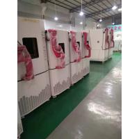 China Programmable Temperature Humidity Environmental Test Chamber Cold Balanced Control System for sale