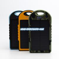 Wholesale new design High Capacity 12000mAh Portable Solar Power Battery Charger For Laptop, Cel from china suppliers