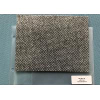 Wholesale Heat Non - woven Charcoal Needle Punched Felt With Anti - slip Sesame Dots from china suppliers