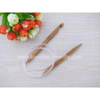 Wholesale Carbonized CIRCULAR Bamboo Knitting Needles with hook china manufacturer from china suppliers