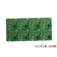 Wholesale Gold Plated PCB Board Multilayer , ASIC PCB Board For Communication Anti Rust from china suppliers