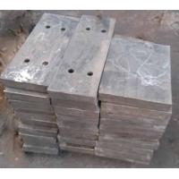 Wholesale HRC58 BTMCr26 Cement Mill Liners Coal Mill With High Hardness from china suppliers