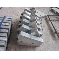Wholesale HRC52 Wet Ball Mill Alloy White Iron Mill Liners Aluminum Sand Castings from china suppliers