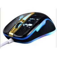 Wholesale Desktop / Laptop Ergonomic Wired Gaming Mouse With LED Light Change from china suppliers