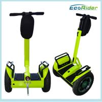 Wholesale Adults 2 Wheel Electric Scooter / 2 Wheeled Motorized Scooter 43cm Vacuum from china suppliers