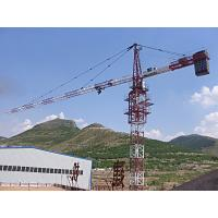Quality New type QTZ50 TC5008B 4t load tower crane with 1.615x2.5m mast section for sale