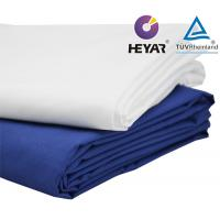 Wholesale Blue White Easy Care Wrinkle Free Finish Poplin Shirting Fabric from china suppliers