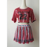 China Grils  fashion  cheerleading wear  Dance dress for sale