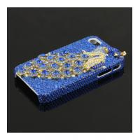 Wholesale Butterfly Pattern Rhinestone case cover For iPhone 4 4S from china suppliers