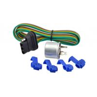 Quality LED lights Trailer Wire Kit , 4 Way Flat Wiring Kit for sale