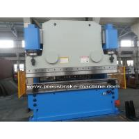 Buy cheap 400 Ton NC Sheet Metal Press Brake / Sheet Metal Bending Brake WC67Y Type from Wholesalers