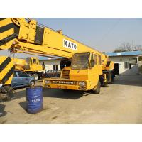 Wholesale Used KATO NK-250E-III 25T TRUCK CRANE SALE ORIGINAL JAPAN KATO USED 25T TRUCK CRANE SALE from china suppliers