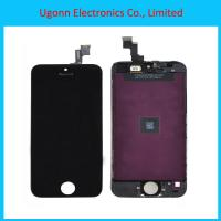 Wholesale iPhone 5S LCD + Touch Screen Digitizer Assembly Replacement-Black from china suppliers