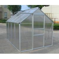 China Aluminium greenhouse (HX75914G) on sale